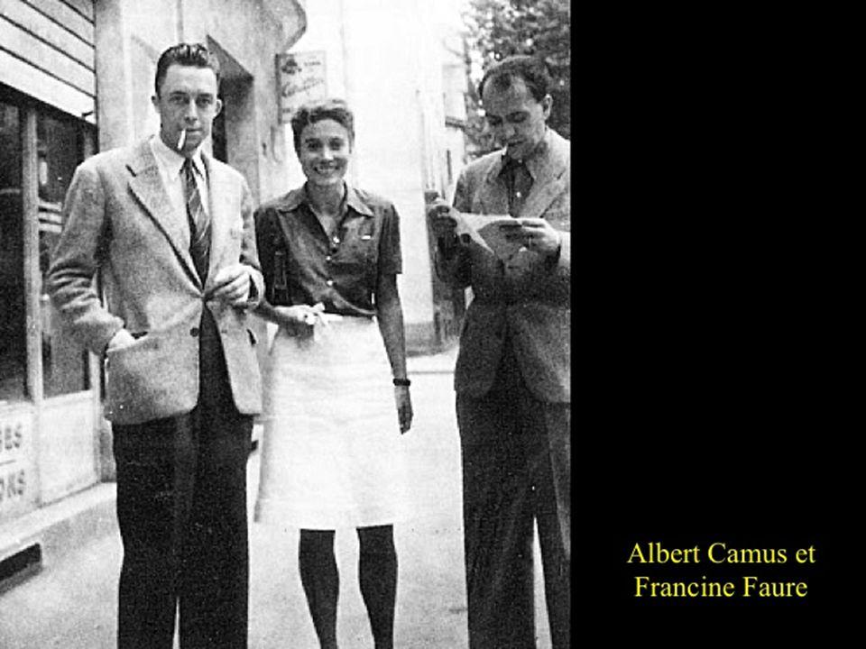 Albert Camus et