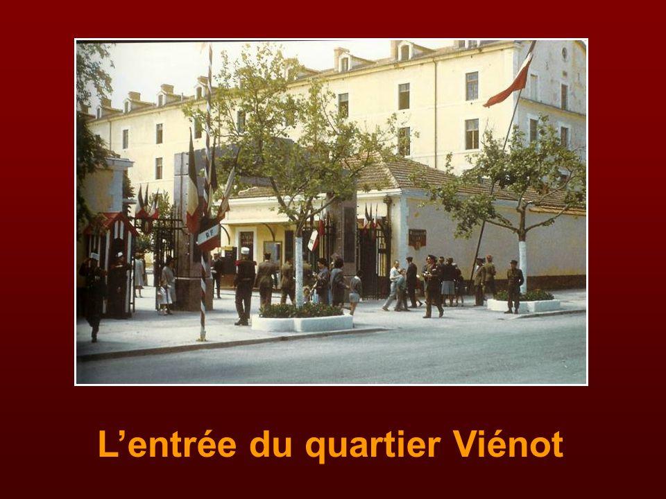 L'entrée du quartier Viénot