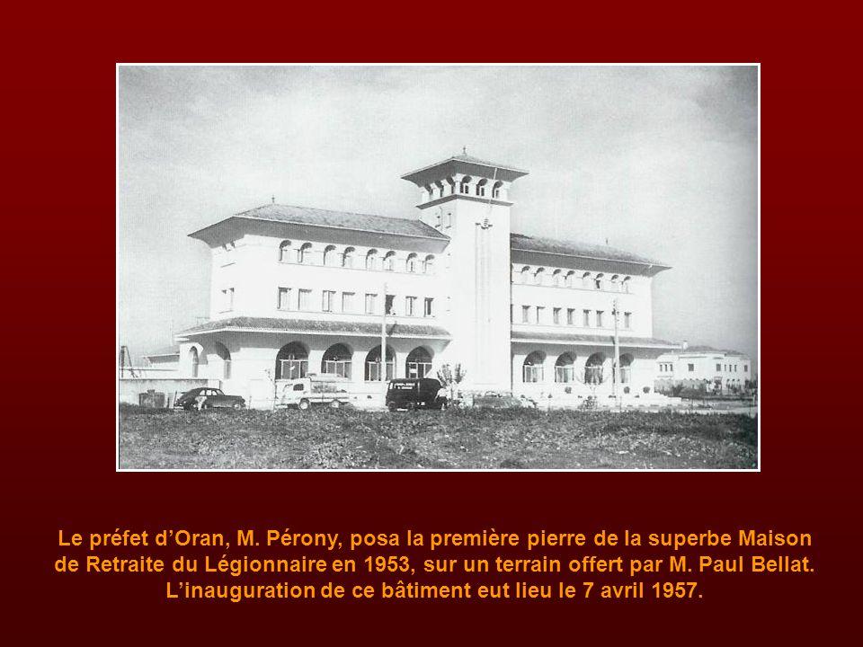 Le préfet d'Oran, M.