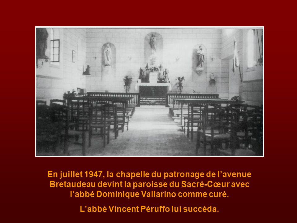 L'abbé Vincent Péruffo lui succéda.