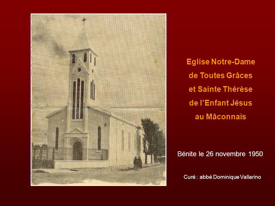 Eglise Notre-Dame de Toutes Grâces et Sainte Thérèse de l'Enfant Jésus