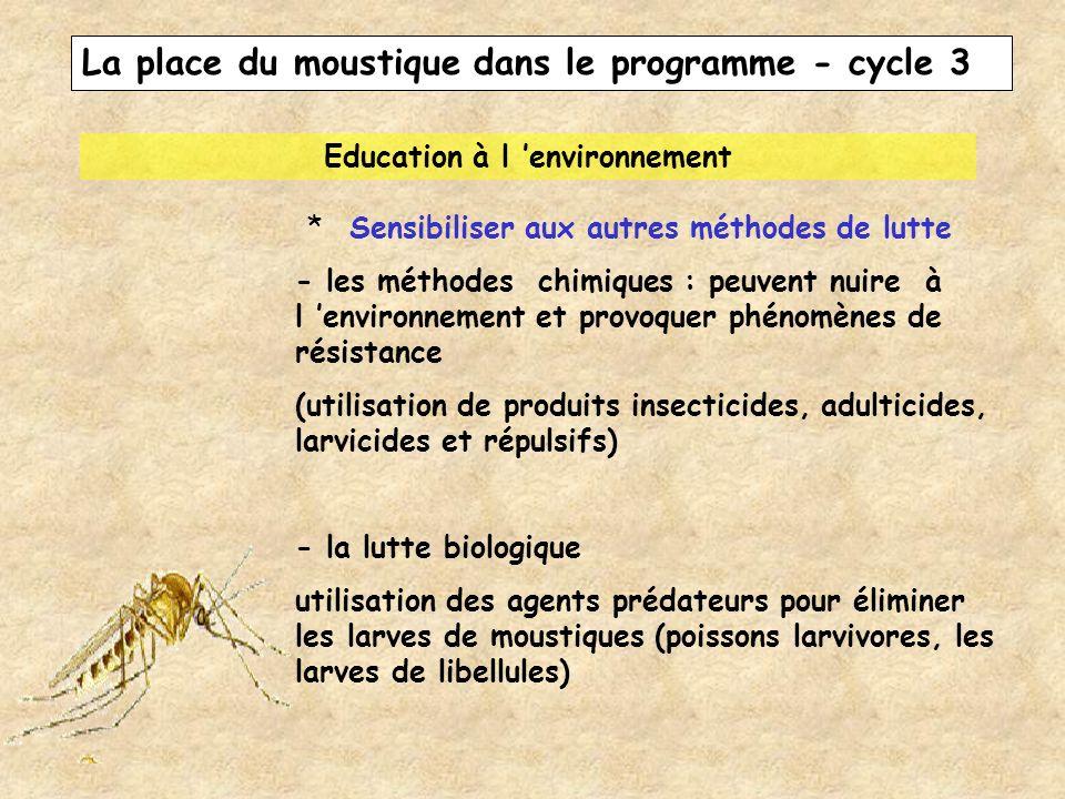 Education à l 'environnement