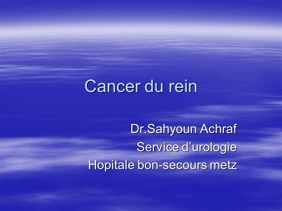 Dr.Sahyoun Achraf Service d'urologie Hopitale bon-secours metz