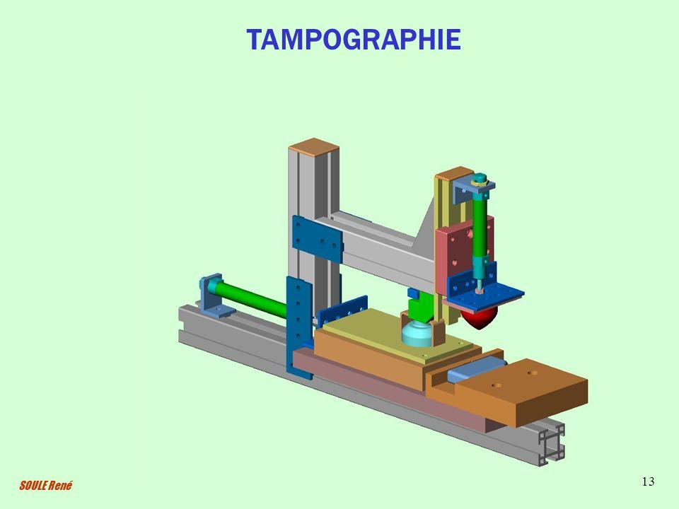 TAMPOGRAPHIE SOULE René