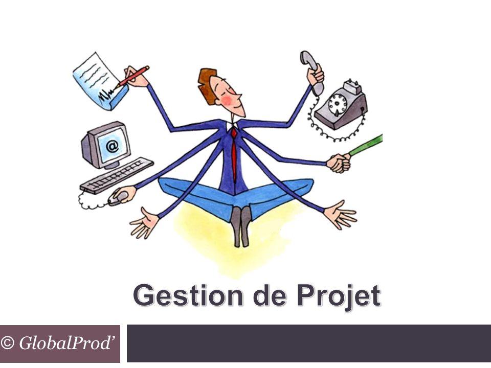 Gestion de Projet © GlobalProd'