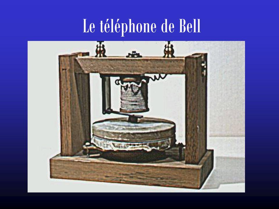 Le téléphone de Bell