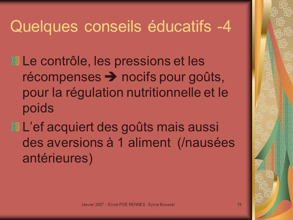 Quelques conseils éducatifs -4