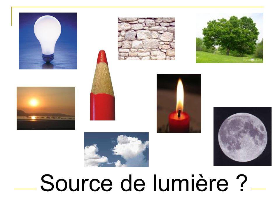 Source de lumière
