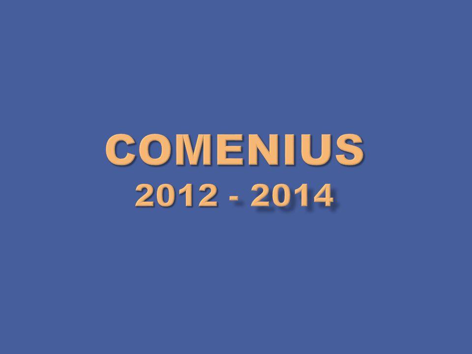 COMENIUS 2012 - 2014