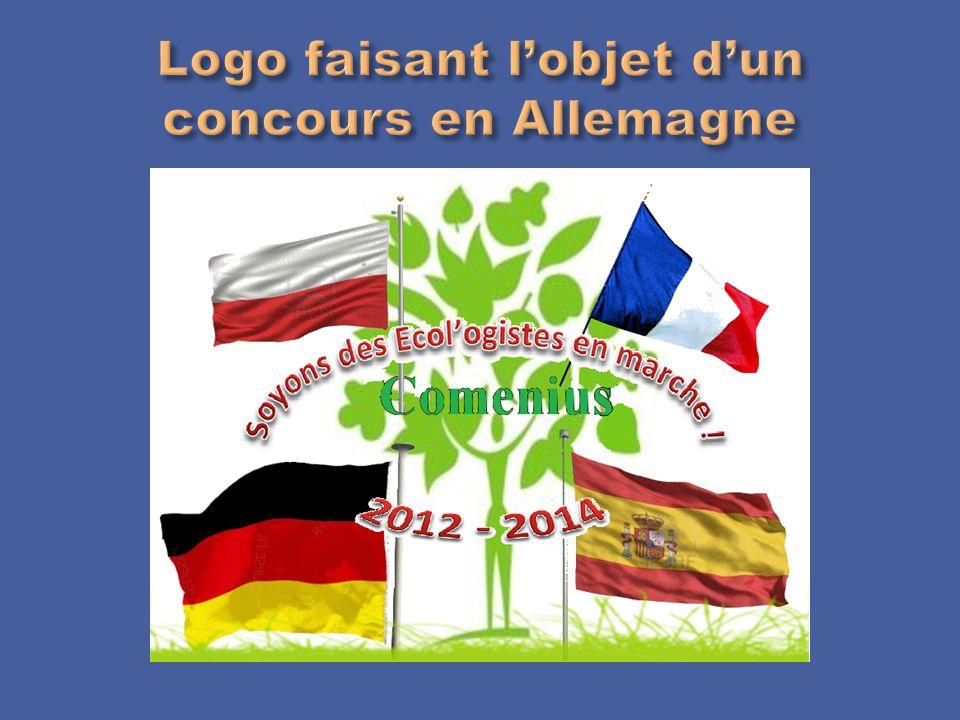 Logo faisant l'objet d'un concours en Allemagne