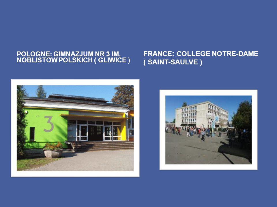 France: college notre-dame ( saint-saulve )