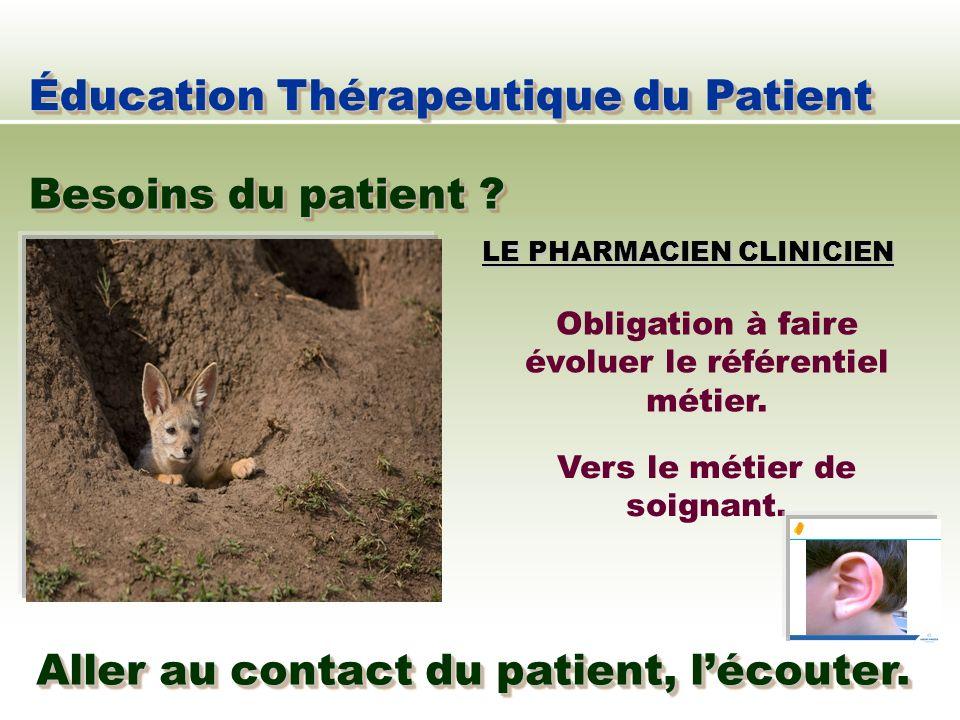 Éducation Thérapeutique du Patient