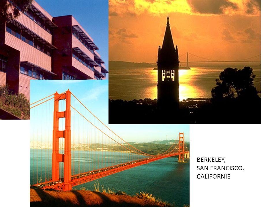 BERKELEY, SAN FRANCISCO, CALIFORNIE