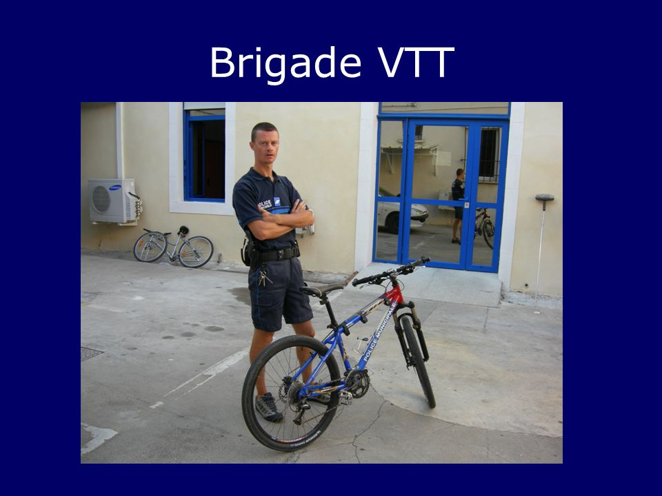 Brigade VTT