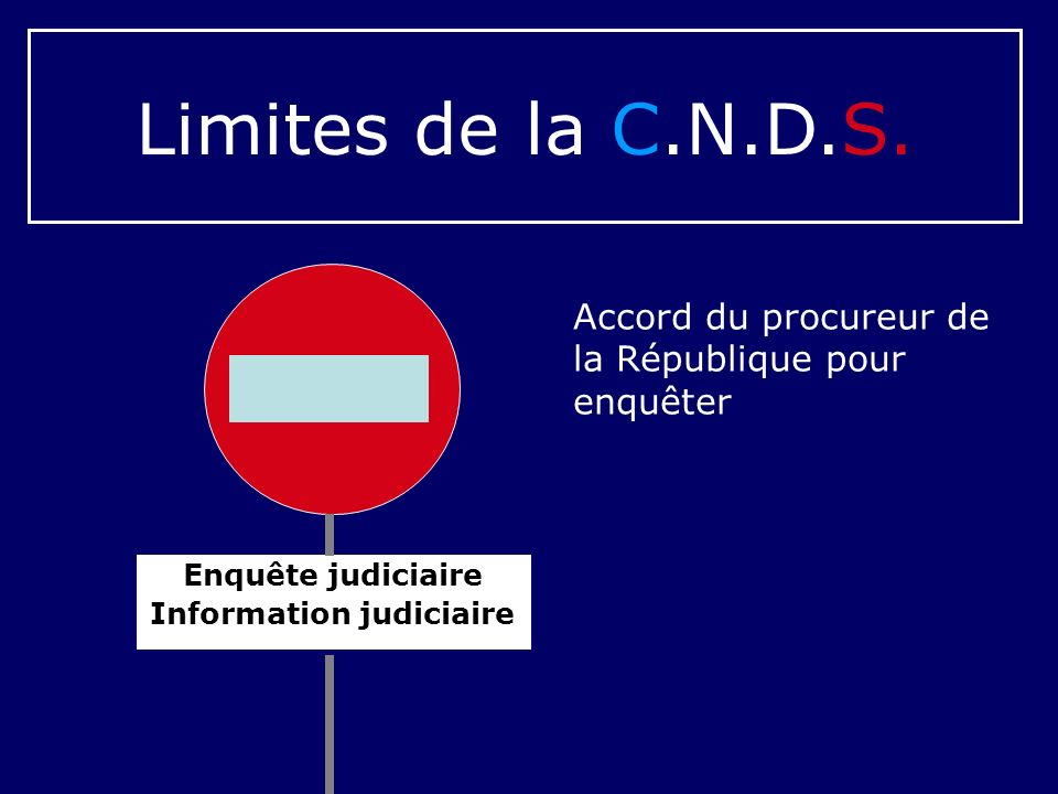 Information judiciaire