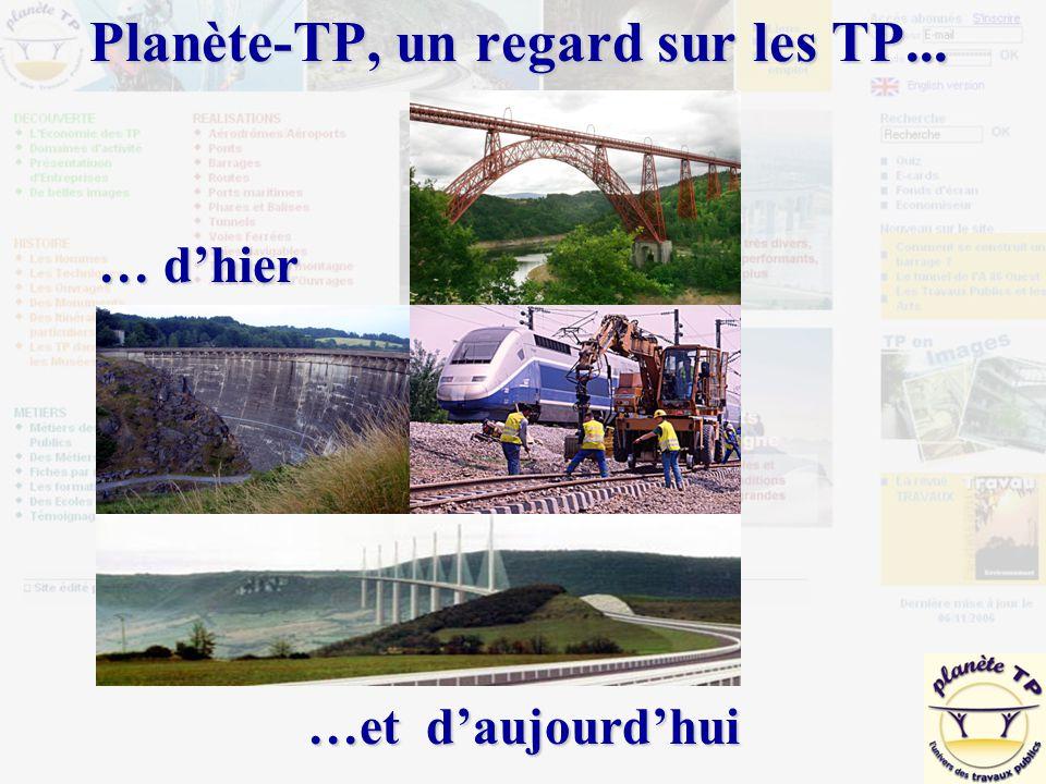 Planète-TP, un regard sur les TP...