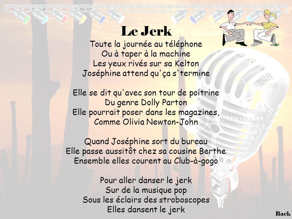 Le Jerk Toute la journée au téléphone Ou à taper à la machine