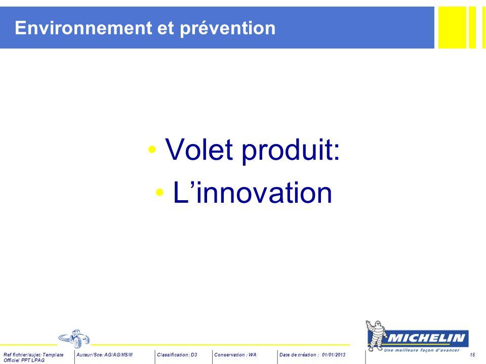 Environnement et prévention