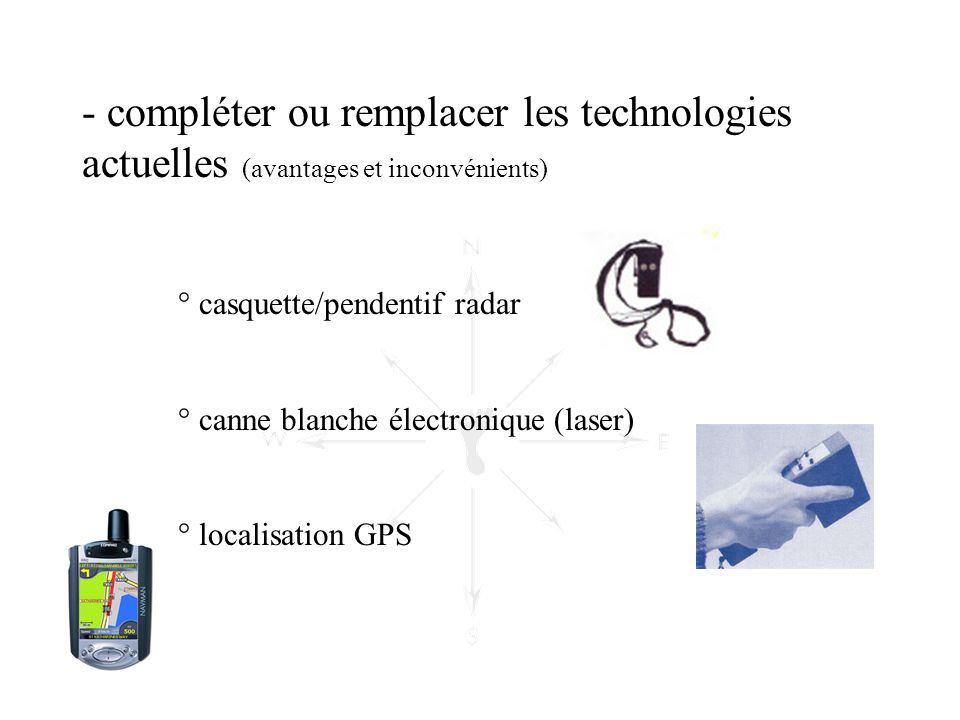compléter ou remplacer les technologies actuelles (avantages et inconvénients)