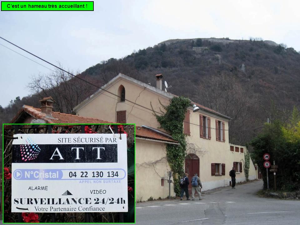 C'est un hameau très accueillant !