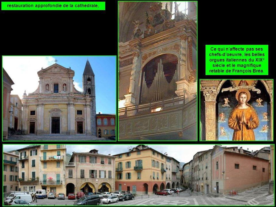 restauration approfondie de la cathédrale,
