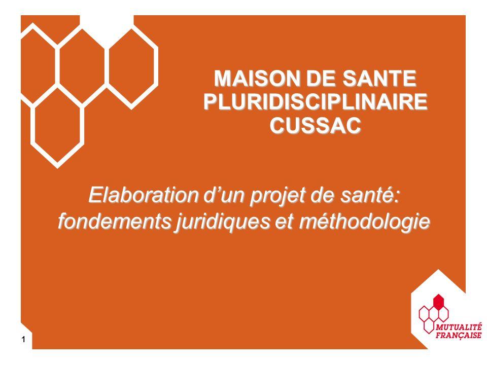 MAISON DE SANTE PLURIDISCIPLINAIRE CUSSAC