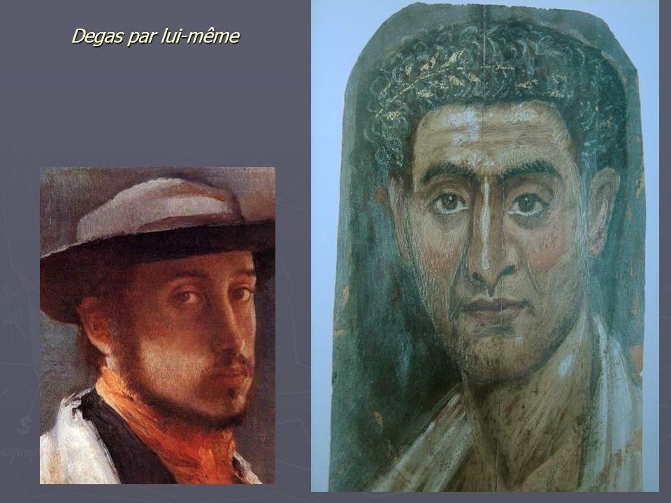Degas par lui-même