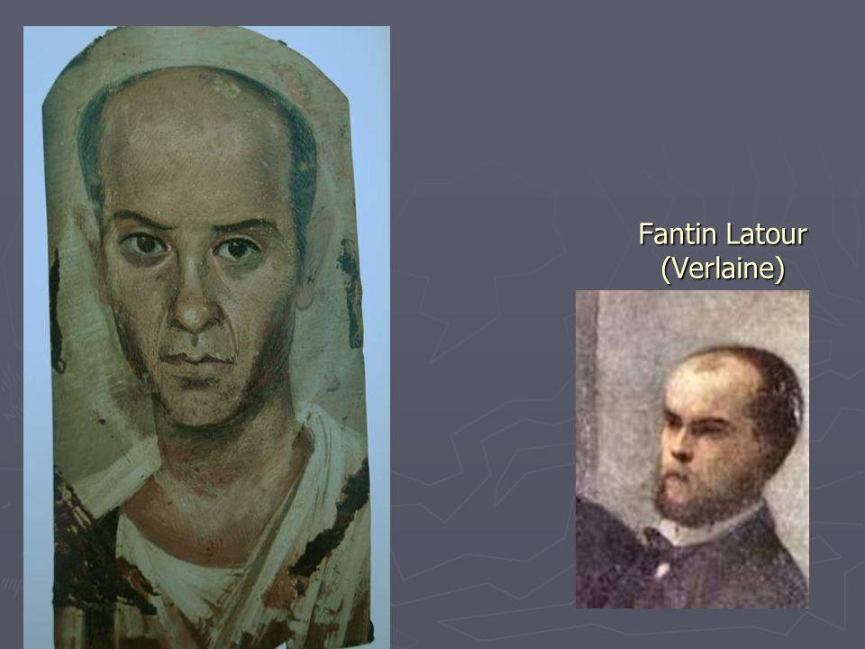 Fantin Latour (Verlaine)