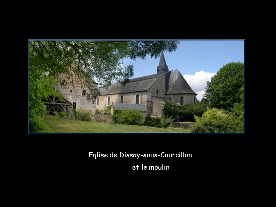 Eglise de Dissay-sous-Courcillon