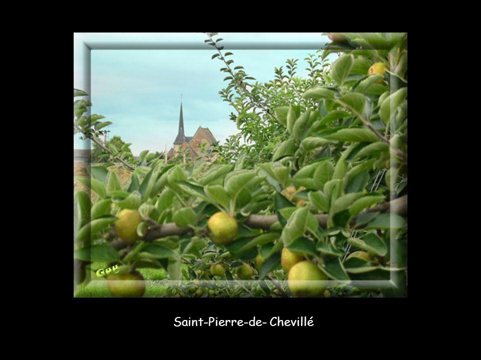 Saint-Pierre-de- Chevillé