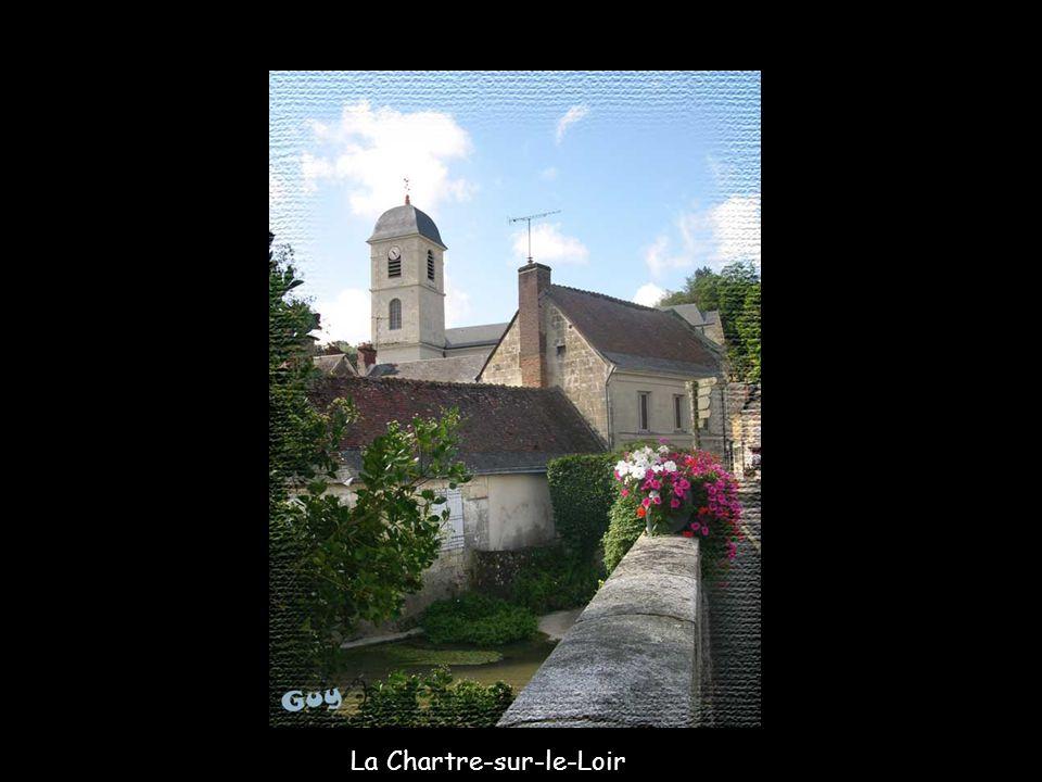 La Chartre-sur-le-Loir