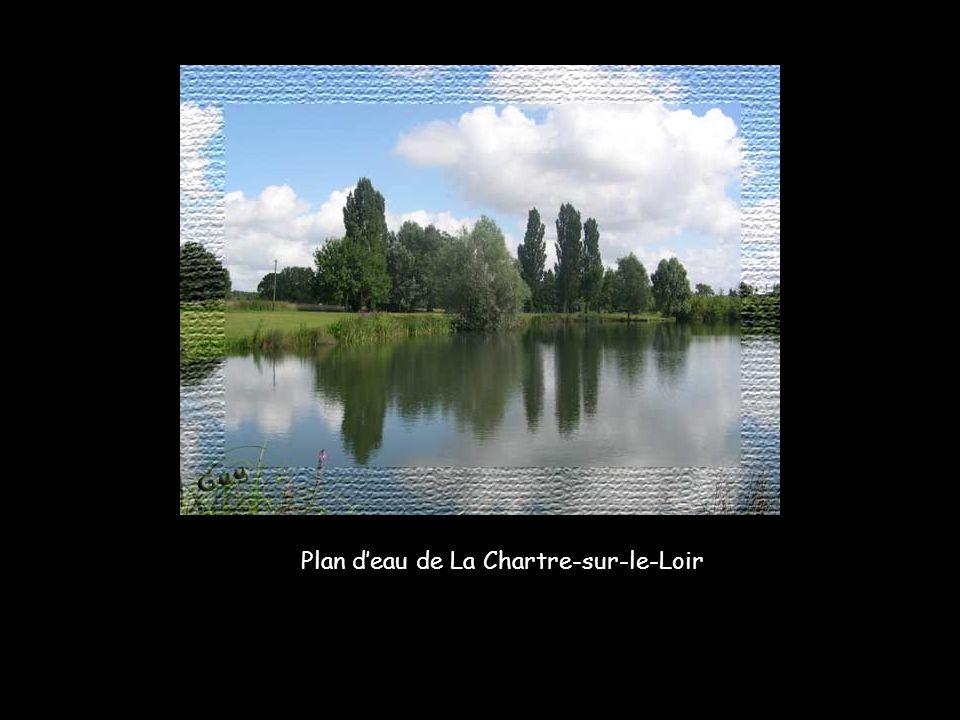 Plan d'eau de La Chartre-sur-le-Loir