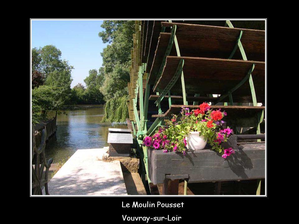 Le Moulin Pousset Vouvray-sur-Loir