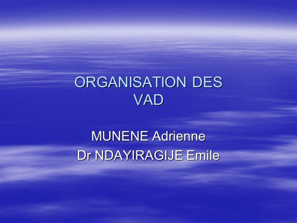 MUNENE Adrienne Dr NDAYIRAGIJE Emile