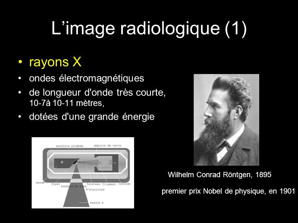 L'image radiologique (1)