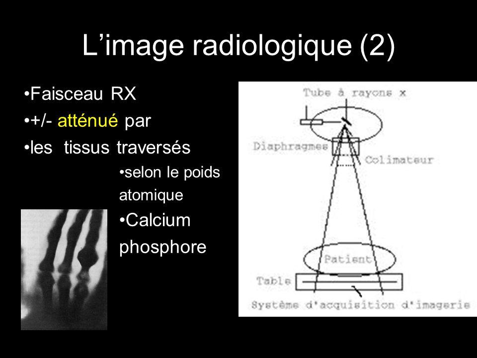 L'image radiologique (2)