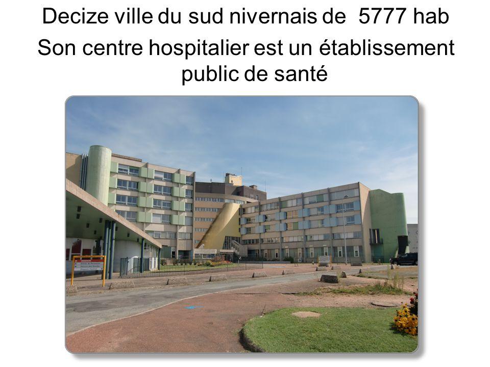 Decize ville du sud nivernais de 5777 hab