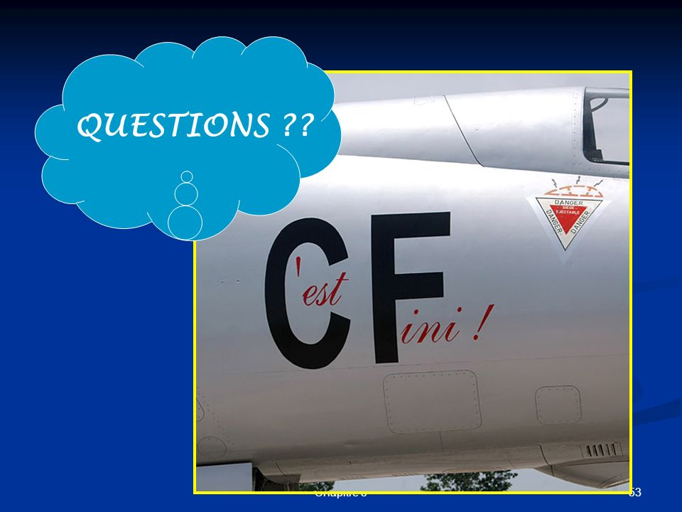 QUESTIONS Chapitre 5