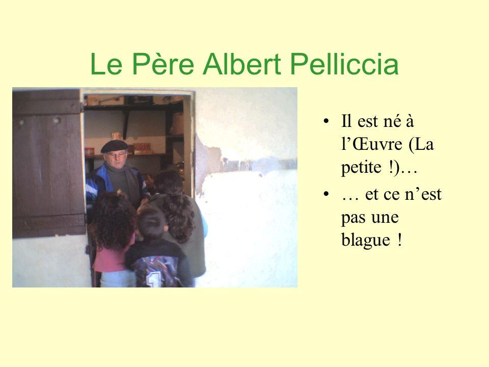 Le Père Albert Pelliccia