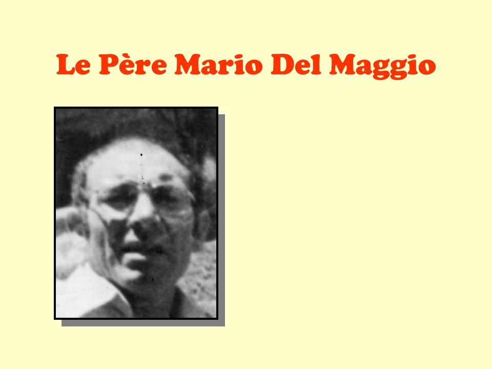 Le Père Mario Del Maggio