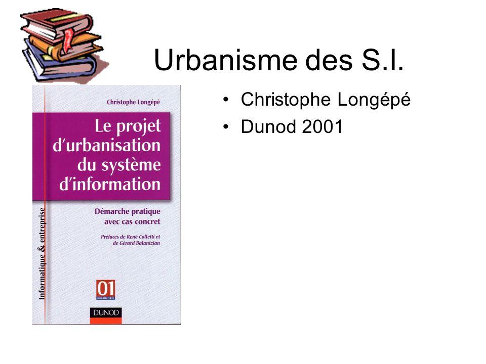 Urbanisme des S.I. Christophe Longépé Dunod 2001