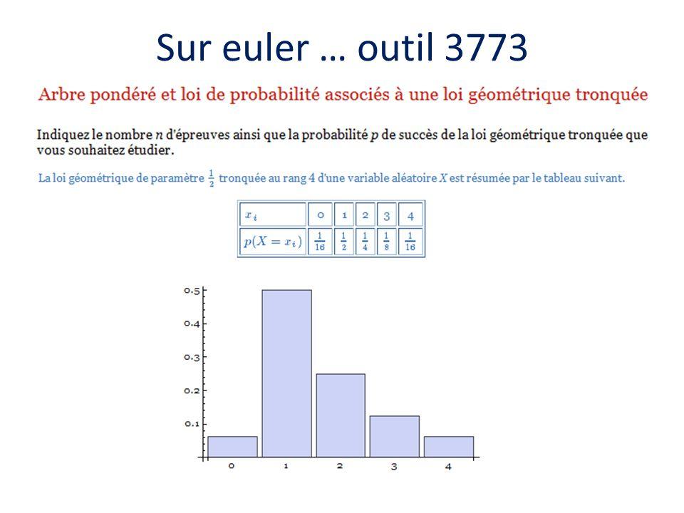 Sur euler … outil 3773