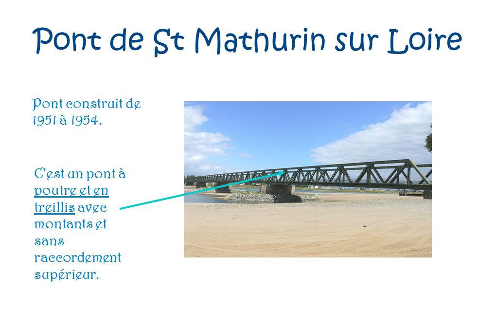 Pont de St Mathurin sur Loire