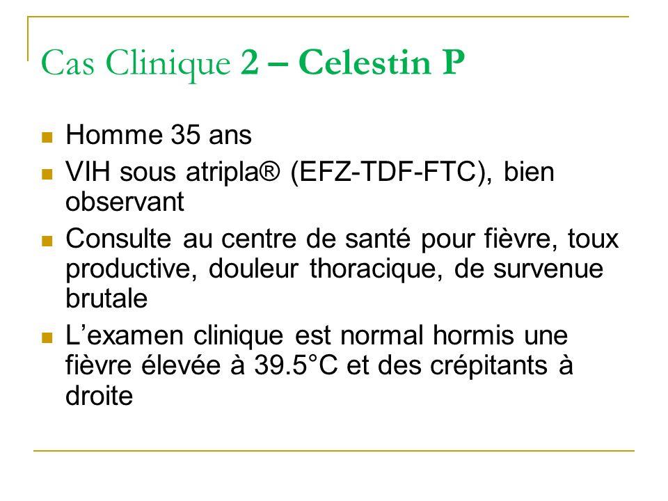 Cas Clinique 2 – Celestin P