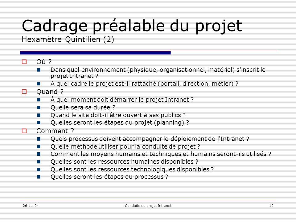 Cadrage préalable du projet Hexamètre Quintilien (2)