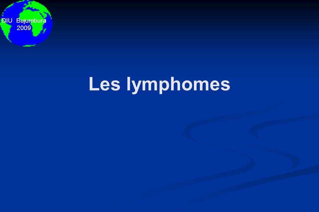 Les lymphomes