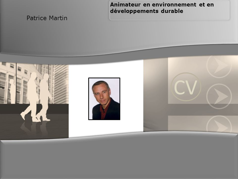 Animateur en environnement et en développements durable