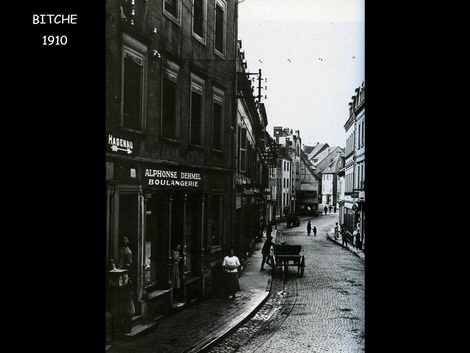 BITCHE 1910
