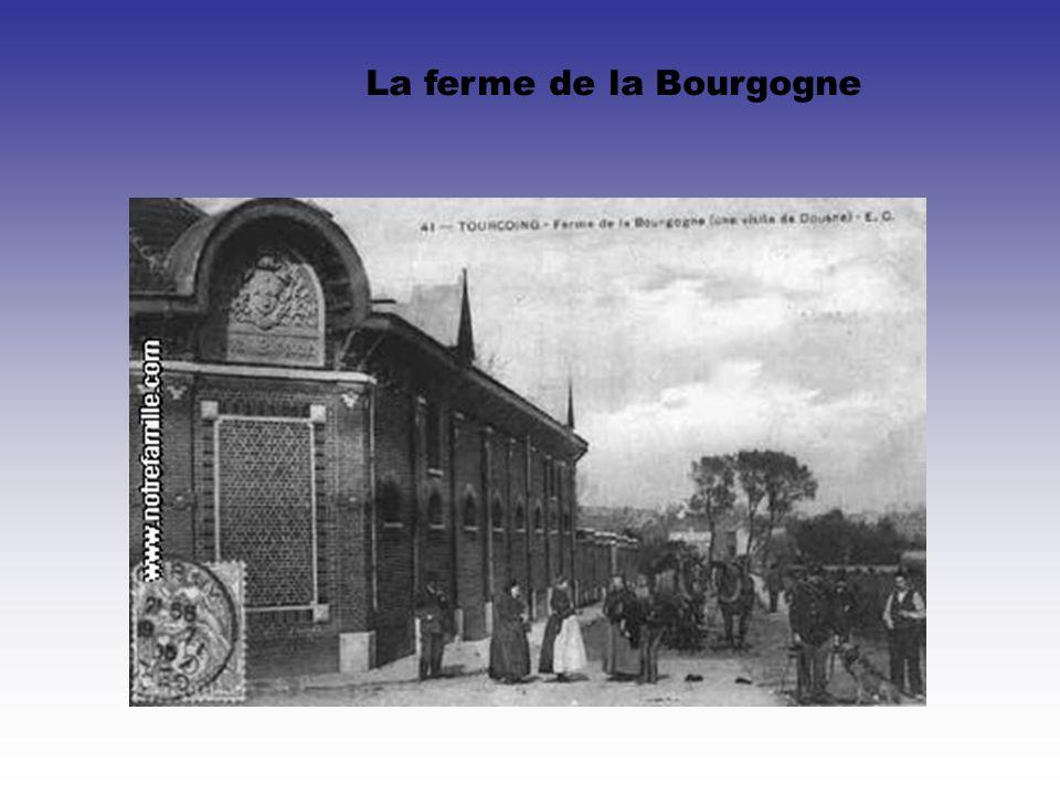 La ferme de la Bourgogne