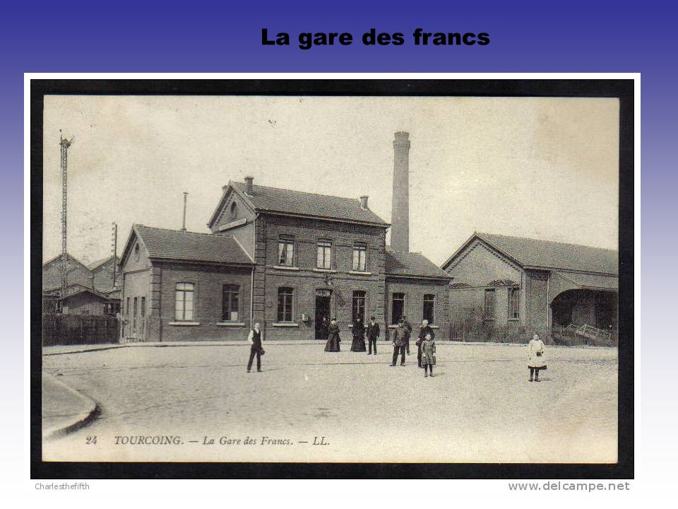La gare des francs